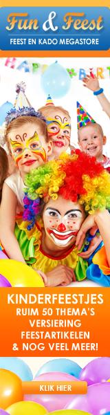 Feestartikelen thema kinderfeestje