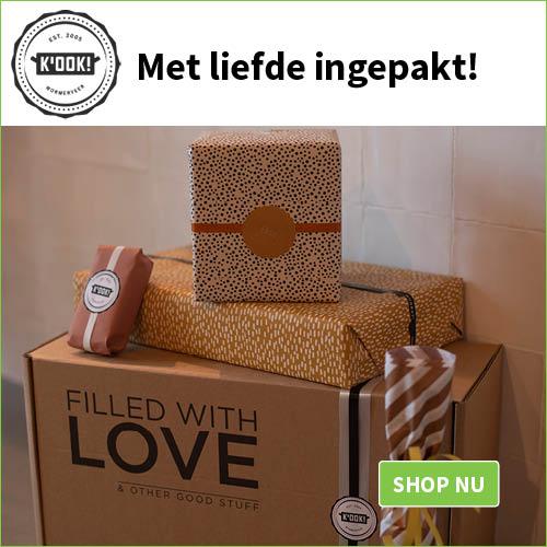 K'OOK! Dé leukste kookwinkel van Nederland