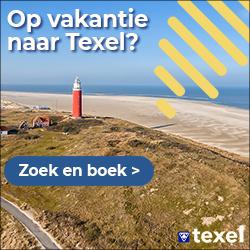 Texel : Vroegboekactie met o.a. gratis bootkaart