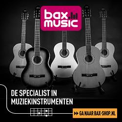 Bax-shop.nl - Uw specialist in muziekinstrumenten!