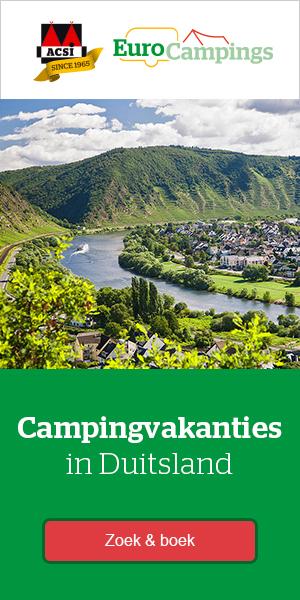 Campingvakanties in Duitsland