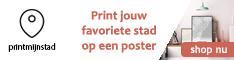 Jouw favoriete stad op een poster - Printmijnstad
