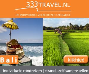 Reizen naar Bali