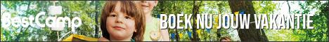 Topcampings in België en Nederland