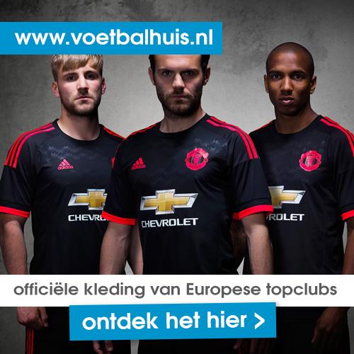 De grootste collectie voetbalkleding van Nederland!
