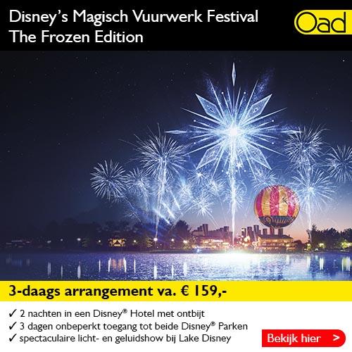 Disney Festival 2020