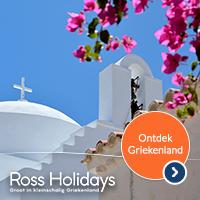 Aanbiedingen Ross Holidays