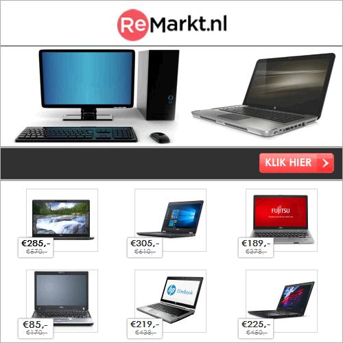 ReMarkt Laptops