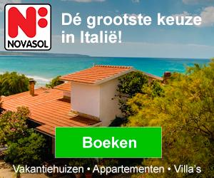 NOVASOL Vakantiehuizen in Italië