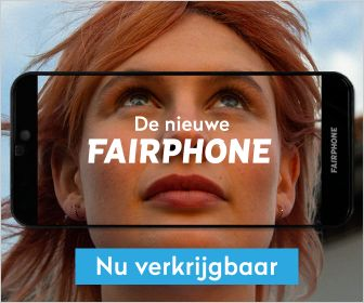 Fairphone 3_Staring lady