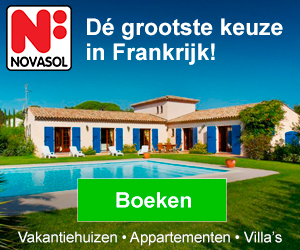 NOVASOL Vakantiehuizen in Frankrijk