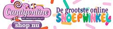 Klik hier voor de korting bij Candyonline.nl