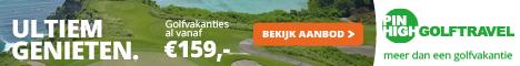 Golfreizen voor stuntprijzen!
