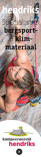 Kampeerwereld Hendriks bergsport en klim materiaal