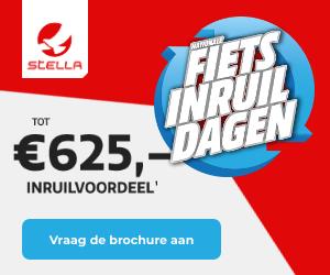Stella Verrast - Tot 40% E-bike korting