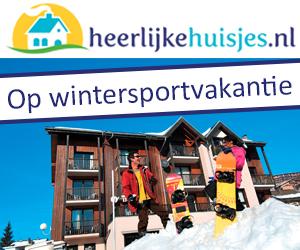 De leukste wintersport chalets op heerlijkehuisjes.nl