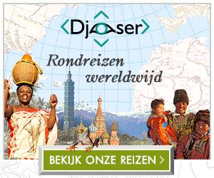groepsreizen van Djoser