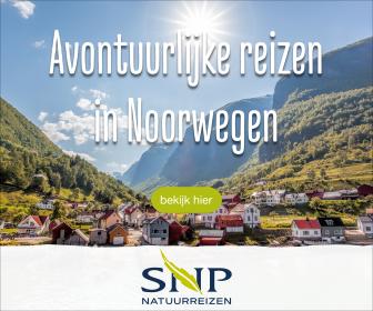 Natuurreizen naar Noorwegen