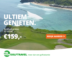 Golfreizen tegen scherpe prijzen