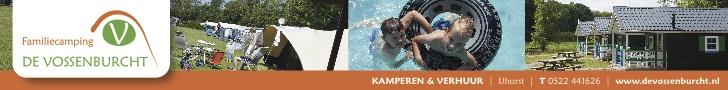 Familiecamping De Vossenburcht - Overijssel - Vakantie Overijssel 2021