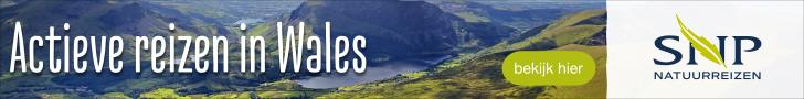 SNP Wandelvakanties Wales