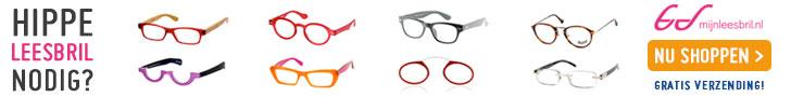 Hippe Leesbril nodig? | mijnleesbril.nl