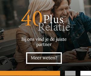 40 plus relatie