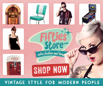 Black Friday bij FiftiesStore.com