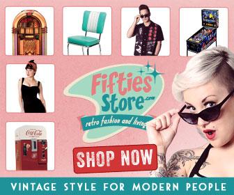 Black Friday bij FiftiesStore.com