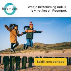 Vroegboekkorting Roompot