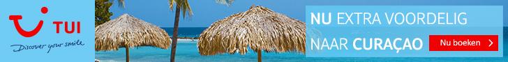 Goedkoop-TuiFly-ticket-Curacao-Willemstad