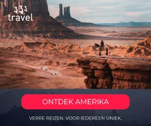 Reizen naar Amerika