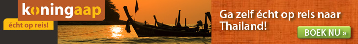 Koningaap - Thailand