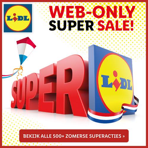 Super Sale bij Lidl