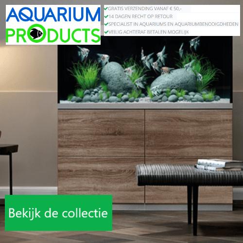 Klik hier voor de korting bij Aquariumproducts.nl