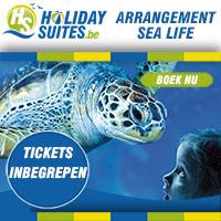 Bij een verblijf aan de Belgische Kust hoort vast en zeker een bezoek aan SEA LIFE! Hier kan je samen met het ganse gezin alle geheimen van de onderwaterwereld ontdekken…