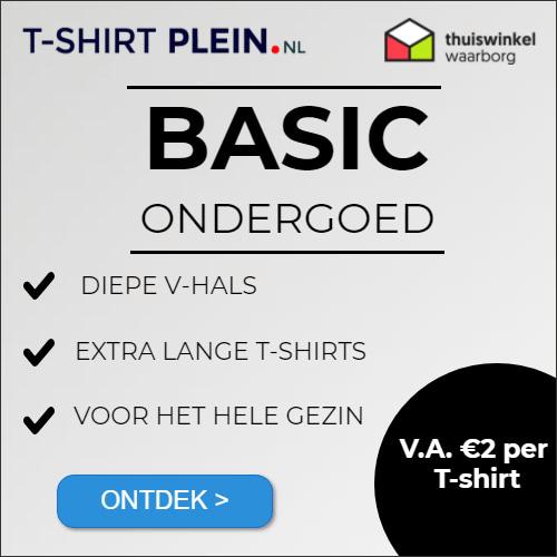 Tshirt-plein.nl | gespecialiseerd in ondermode en corrigerend ondergoed
