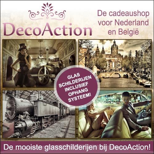 De mooiste wanddecoratie in de cadeaushop van DecoAction