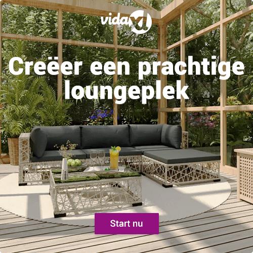 Vidaxl.nl – € 20,- korting op eetkamerstoelen