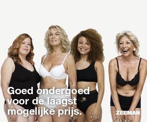 Zeeman: Goed ondergoed voor de laagst mogelijke prijs