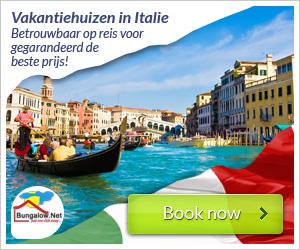 Vakantiewoningen Italië