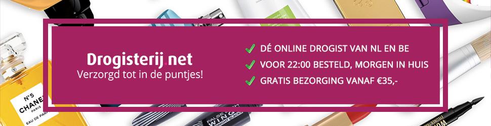 Drogisterij.net – Nieuwe aanbiedingen