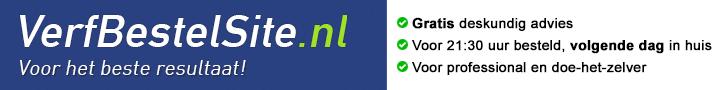 VerfBestelSite - de goedkoopste verf online kopen