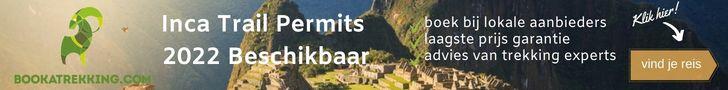 Inca Trail 728x90