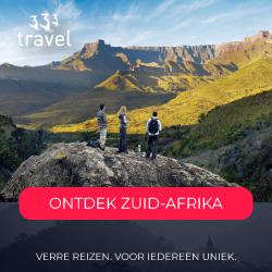Reizen Zuid-Afrika