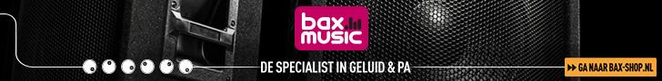 Bax Music | De specialist in Geluid & PA