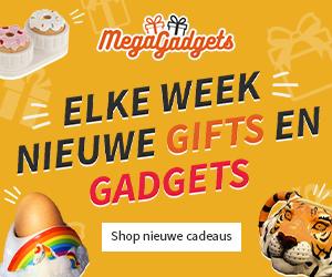 Elke week nieuwe gadgets! | MegaGadgets