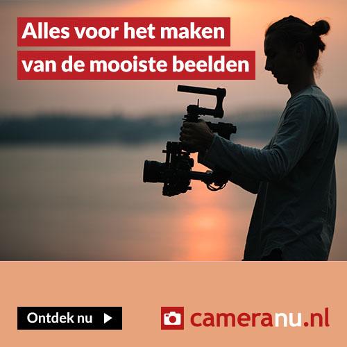 Opruiming bij CameraNu met kortingen van meer dan 50%