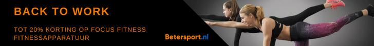 Shop nu voordelige fitnessapparatuur bij Betersport.nl