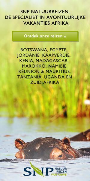SNP Natuurreizen Afrika